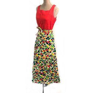 Vintage 70's house dress